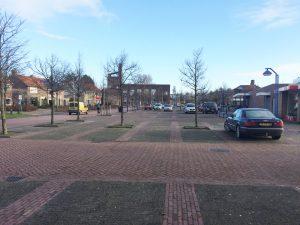 Wieringerwerf plein